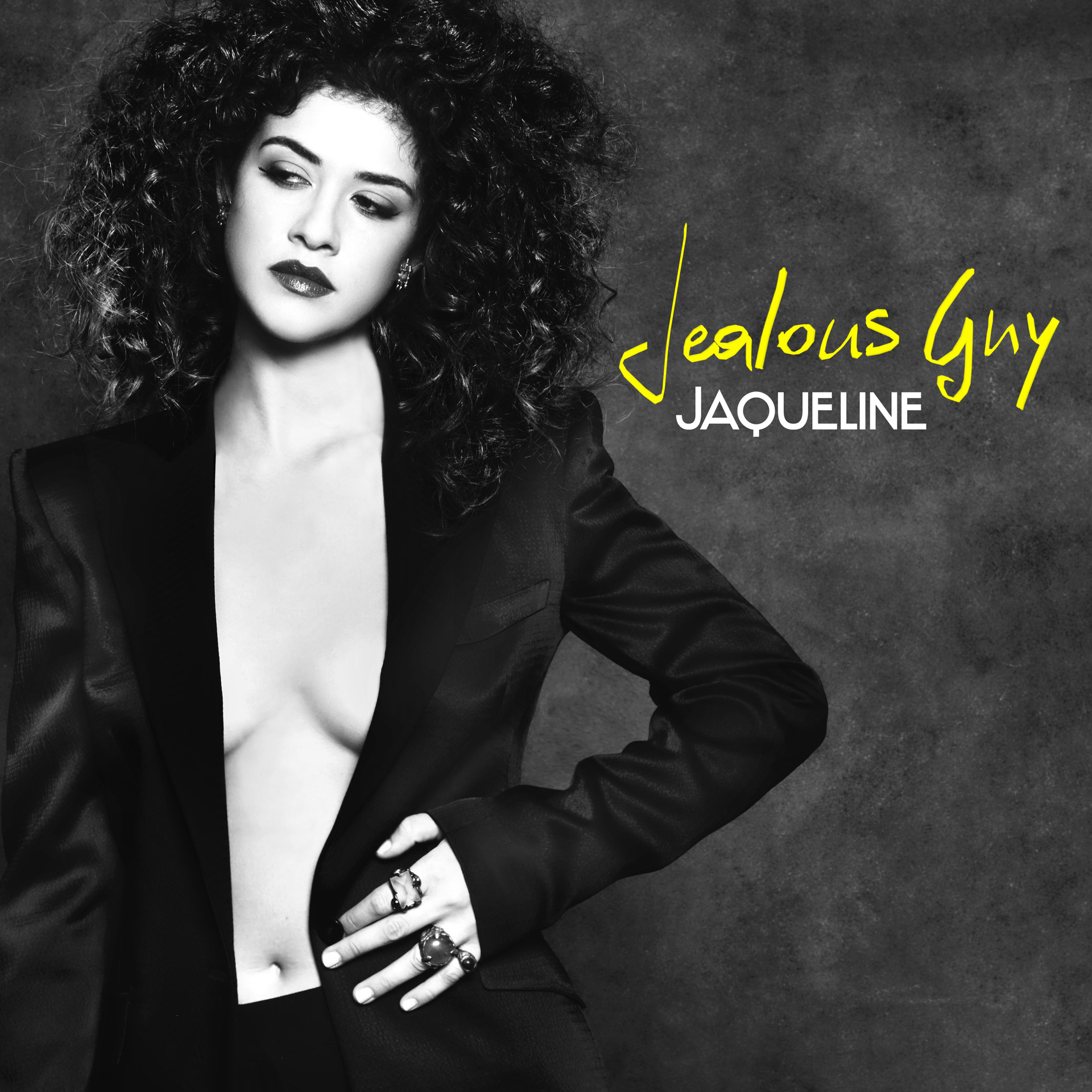 JAQUELINE E' IN RADIO E IN DIGITALE CON IL NUOVO SINGOLO JEALOUS GUY
